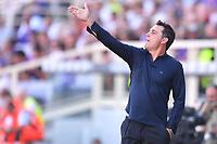 Vincenzo Montella coach of Fiorentina <br /> Firenze 19/08/2019 Stadio Artemio Franchi <br /> Football Italy Cup 2019/2020 <br /> ACF Fiorentina - Monza  <br /> Foto Andrea Staccioli / Insidefoto