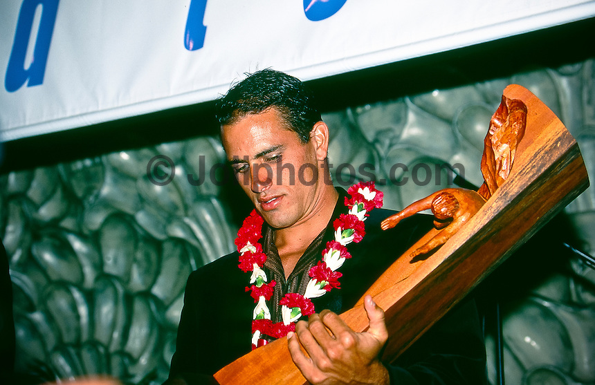 Kelly Slater (USA)  World Professional Surfing Champion in 1998. This is his 6th World Title. Photo: joliphotos.com
