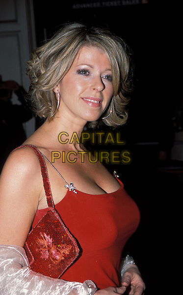 KATE GARRAWAY.GMTV 10th Birthday party at Madame Tussauds.www.capitalpictures.com.sales@capitalpictures.com.©Capital Pictures.busty