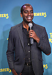 """Actor Daniel Breaker attends press event to introduce the cast and creators of the new Broadway play """"The Performers""""at the Hard Rock Cafe on Tuesday, Sept. 25, 2012 in New York."""