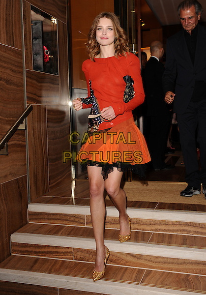 Tuesday, May 25 2010  Natalia Vodianova  at the Louis Vuitton Maison Store launch, New Bond Street, London<br /> CAP/CK<br /> &copy;CK/Capital Pictures