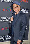 "Rob Schneider 028 arrives at the LA Premiere Of Netflix's ""Murder Mystery"" at Regency Village Theatre on June 10, 2019 in Westwood, California"