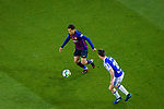 Philippe Coutinho of FC Barcelona (L) in action against Aritz Elustondo of Real Sociedad (R) during the La Liga match between Barcelona and Real Sociedad at Camp Nou on May 20, 2018 in Barcelona, Spain. Photo by Vicens Gimenez / Power Sport Images
