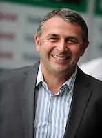 FUSSBALL   1. BUNDESLIGA   SAISON 2011/2012    5. SPIELTAG SV Werder Bremen - Hamburger SV                         10.09.2011 Klaus ALLOFS (Bremen)