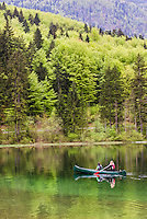 Lake Bohinj Area, Slovenia