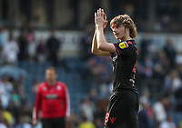 Bolton Wanderers' Luca Connell applauds his side's travelling supporters at the end of the match  <br /> <br /> Photographer Andrew Kearns/CameraSport<br /> <br /> The EFL Sky Bet Championship - Blackburn Rovers v Bolton Wanderers - Monday 22nd April 2019 - Ewood Park - Blackburn<br /> <br /> World Copyright © 2019 CameraSport. All rights reserved. 43 Linden Ave. Countesthorpe. Leicester. England. LE8 5PG - Tel: +44 (0) 116 277 4147 - admin@camerasport.com - www.camerasport.com