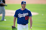 Clayton Kershaw (Dodgers),<br /> MARCH 3, 2016 - MLB :<br /> Pitcher Clayton Kershaw of the Los Angeles Dodgers during a spring training baseball game against the Chicago White Sox at Camelback Ranch-Glendale in Phoenix, Arizona, United States. (Photo by Thomas Anderson/AFLO) (JAPANESE NEWSPAPER OUT)