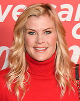 "20 November 2019 - Hollywood, California - Alison Sweeney. Hallmark Channel's 10th Anniversary Countdown to Christmas - ""Christmas Under the Stars"" Screening and Party. Photo Credit: Billy Bennight/AdMedia"