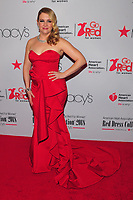 NEW YORK, NY - February 8: Melissa Joan Hart at the Red Dress / Go Red For Women Fashion Show at Hammerstein Ballroom on February 8, 2018 in New York City Credit: John Palmer / MediaPunch<br /> CAP/MPI/JP<br /> &copy;JP/MPI/Capital Pictures