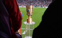 FUSSBALL  DFB-POKAL  HALBFINALE  SAISON 2012/2013    FC Bayern Muenchen - VfL Wolfsburg            16.04.2013 DFB Pokal