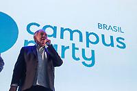 SAO PAULO, SP - 15.02.2019 - CAMPUS PARTY - O Diretor Presidente do Sebrae, Jo&atilde;o Henrique de Almeida durante a Campus Party nesta sexta-feira (15) no Expo Center Norte na zona norte de Sao Paulo.<br /> <br /> (Foto: Fabricio Bomjardim / Brazil Photo Press / Folhapress)