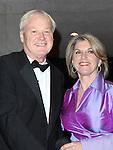 MSNBC's Chris Matthews and his wife, Marriott VP Kathleen Matthews.attending the 98th Annual White House Correspondents' Association Dinner at the Washington Hilton on April 28, 2012 in Washington, DC.