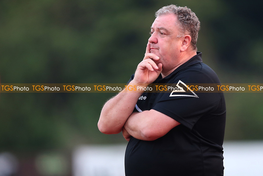 Colin Bcbride of Hornchurch during AFC Hornchurch vs Aveley, Bostik League Division 1 North Football at Hornchurch Stadium on 20th April 2018