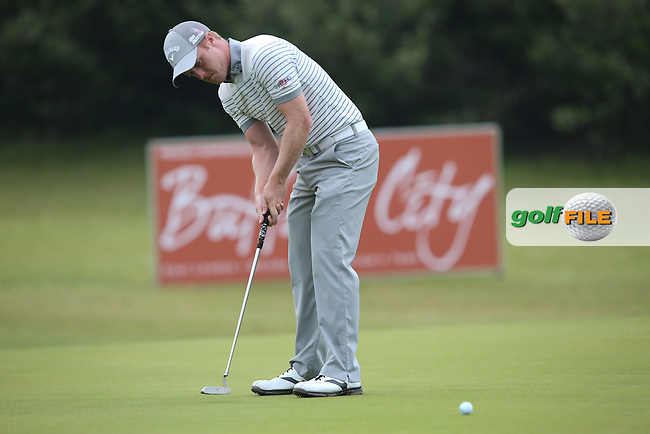 David Horsey (ENG) continues his good form in South Africa with a round of 66 during Round One of The Africa Open 2014 at the East London Golf Club, Eastern Cape, South Africa. Picture:  David Lloyd / www.golffile.ie