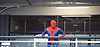 London Super Comic Con<br /> at Design Centre Islington, London, Great Britain <br /> 26th August 2017 <br /> <br /> General views <br /> and delegates in cos play costumes <br /> <br /> <br /> <br /> London Super Comic Con plays host to the latest comics, comic related memorabilia, superheroes and graphic novels fans have a chance to interact with their favourite creators, and  exhibitors showcasing items from comics to Cosplay, original art to toys.<br /> <br /> <br /> <br /> <br /> Photograph by Elliott Franks <br /> Image licensed to Elliott Franks Photography Services