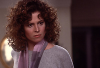 Ghostbusters (1984) <br /> Sigourney Weaver<br /> *Filmstill - Editorial Use Only*<br /> CAP/KFS<br /> Image supplied by Capital Pictures