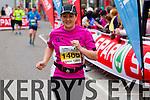 Michelle OSullivan, 1468 who took part in the 2015 Kerry's Eye Tralee International Marathon Tralee on Sunday.