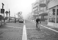 biciclette sulla riviera adriatica
