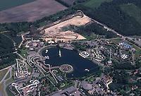 Deutschland, Niedersachsen, Soltau, Heidepark Soltau, Freizeitpark, Achterbahn