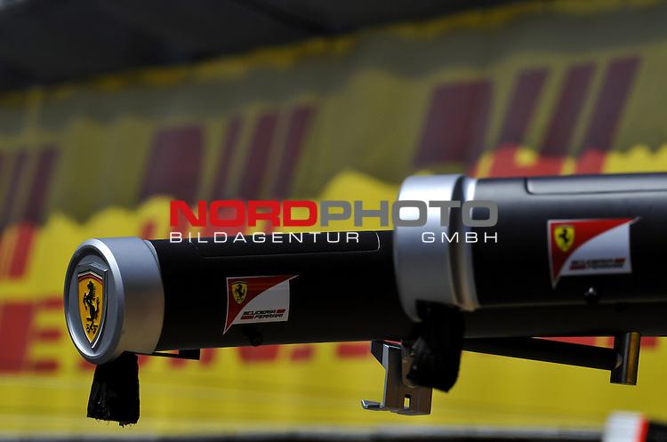 07.05 - 09.05.2015, Circuit de Catalunya, Barcelona, ESP, Formel 1, 2015,  im Bild  Scuderia Ferrari<br />  Foto &copy; nph / Mathis