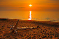 Sunrise on Aspy Bay<br /> Cape Breton Island<br /> Nova Scotia<br /> Canada