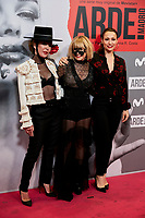 Eugenia Martinez de Irujo and Natalia Verbeke attends to ARDE Madrid premiere at Callao City Lights cinema in Madrid, Spain. November 07, 2018. (ALTERPHOTOS/A. Perez Meca) /NortePhoto.com