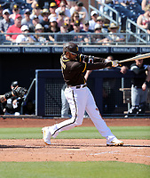 Manny Machado - San Diego Padres 2020 spring training (Bill Mitchell)
