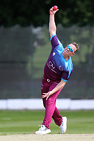Ben Frazier of Hampstead CC during North Middlesex CC vs Hampstead CC, Middlesex County League Cricket at Park Road on 25th May 2019
