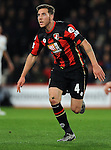 Dan Gosling of Bournemouth<br /> - Barclays Premier League - Bournemouth vs Manchester United - Vitality Stadium - Bournemouth - England - 12th December 2015 - Pic Robin Parker/Sportimage