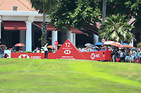 SINGAPORE - MARCH 03: Sung Hyun Park of South Korea on the 12th tee during the final round of the HSBC Women's World Championship 2019 at Sentosa Golf Club - Tanjong Course, Singapore on March 03, 2019.<br /> .<br /> .<br /> .<br /> (Photo by: Naratip Golf Srisupab/SEALs Sports Images)<br /> .<br /> Any image use must include a mandatory credit line adjacent to the content which should read: Naratip Golf Srisupab/SEALs Sports Images