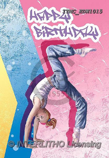 Marcello, TEENAGERS, JUGENDLICHE, JÓVENES, paintings+++++,ITMCEDW1015,#J#, EVERYDAY