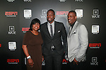 Jolinda Wade, Dwyane Wade and Dwyane Wade and Dwyane Wade Sr Attend NBA Champ Dwyane Wade Celebrates Book Launch with ESPN The Magazine: A Father First: How My Life Became Bigger Than Basketball at Jazz at Lincoln Center, NY   9/4/12