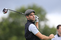 Devin Morley (Oughtered) during the final round at the Mullingar Scratch Trophy, the final event in the Bridgestone order of merit, Mullingar Golf Club, Mullingar, West Meath, Ireland. 11/08/2019.<br />
