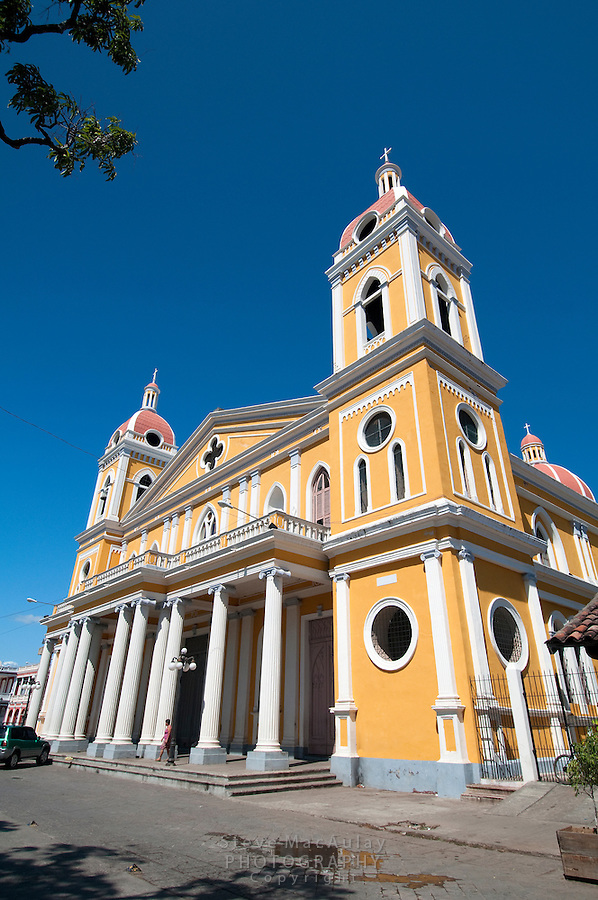 Central Cathedral, Granda, Nicaragua