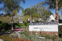 Gate 1 at Culver City Studios in Culver City California