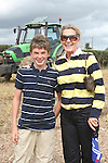Ken and Geraldin Meegan at the Combines for Charity Guinness Book of World Records Attempt...Photo NEWSFILE/Jenny Matthews.(Photo credit should read Jenny Matthews/NEWSFILE)....This Picture has been sent you under the condtions enclosed by:.Newsfile Ltd..The Studio,.Millmount Abbey,.Drogheda,.Co Meath..Ireland..Tel: +353(0)41-9871240.Fax: +353(0)41-9871260.GSM: +353(0)86-2500958.email: pictures@newsfile.ie.www.newsfile.ie.FTP: 193.120.102.198.