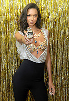 NEW YORK, NY - OCTOBER 19: Victoria's Secret Angel Lais Ribeiro Unveils  the $2 Million 2017 Champagne Night Fantasy Bra on November 1, 2017 at the Victoria's Secret Flagship store in New York City. Credit: John Palmer/MediaPunch