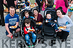 Lyre Family Fun DAy: Pictured at the Family Fun Day held at Lyrecrompane Community Centre on Saturday last were Kevin Hennessy, Lyrecrompane, Luke , Sophie & Noreen Foran,  Listowel & Jack & Siobhan Hennessy, Lyrecrompane.