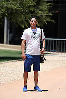 Pablo Fernandez - Los Angeles Dodgers 2015 extended spring training (Bill Mitchell)