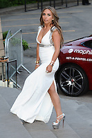 Chloe Green arrives for the end of Cash and Rocket Rally, Party at the Natural History Museum, London. 08/06/2014 Picture by: Steve Vas / Featureflash