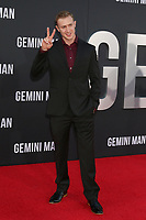 "LOS ANGELES - OCT 6:  Justin James Boykin at the ""Gemini"" Premiere at the TCL Chinese Theater IMAX on October 6, 2019 in Los Angeles, CA"