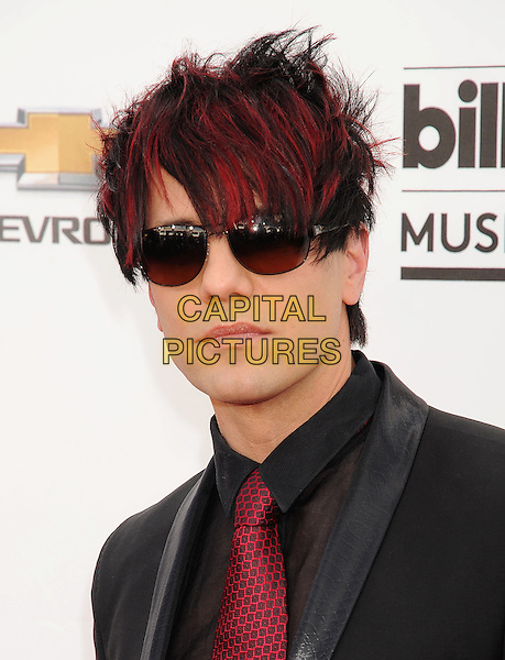 LAS VEGAS, CA- MAY 18:  Criss Angel arrives at the 2014 Billboard Music Awards at the MGM Grand Garden Arena on May 18, 2014 in Las Vegas, Nevada.<br /> CAP/ROT/TM<br /> &copy;TM/Roth Stock/Capital Pictures