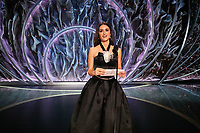Penelope Cruz presents the Oscar® for International Feature Film during the live ABC Telecast of The 92nd Oscars® at the Dolby® Theatre in Hollywood, CA on Sunday, February 9, 2020.<br /> *Editorial Use Only*<br /> CAP/AMPAS<br /> Supplied by Capital Pictures
