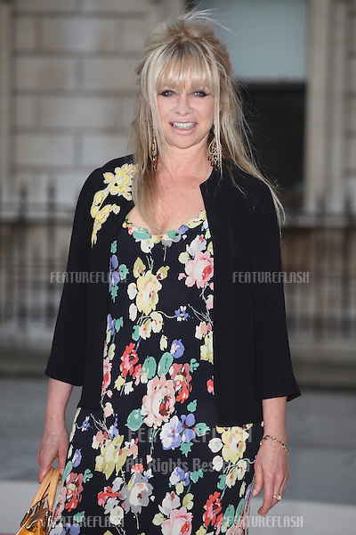 Jo Wood arriving for the Royal Academy of Arts Summer Exhibition Party, at the Royal Academy of Arts, London. 30/05/2012 Picture by: Alexandra Glen / Featureflash