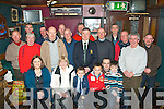 1695-1700.Enjoying the prize presentation in the Greyhound bar, Pembroke St, Tralee last Saturday evening were the Old Reserve Golf society who gladly supported the Patrick Moriarty/Vandrumpt charity day out played at Castlegregory fishing and golf club and was won by Denis Mannix.