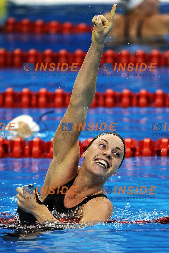 NEDERLAND Gold Medal..Women's 4x100 Freestyle Relay - Swimming / Nuoto..Shanghai 24/7/2011 ..14th FINA World Championships..Foto Andrea Staccioli Insidefoto