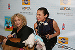 "Carol Kane and Tovah Feldshuh - AMC - ATWT and Ryan's Hope at Broadway Barks 11 - a ""Pawpular"" star-studded dog and cat adopt-a-thon on July 11, 2009 in Shubert Alley, New York City, NY. (Photo by Sue Coflin/Max Photos)"