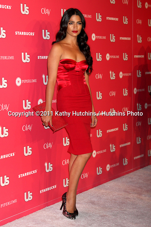 LOS ANGELES - APR 26:  Camila Alves arriving at the 2011 US Weekly Hot Hollywood Style Event  at Eden on April 26, 2011 in Los Angeles, CA..