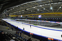 SCHAATSEN: HEERENVEEN: 12-12-2014, IJsstadion Thialf, ISU World Cup Speedskating, ©foto Martin de Jong
