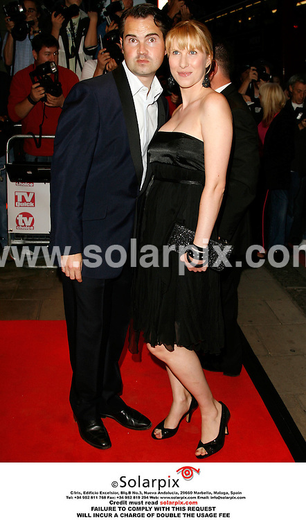 "ALL ROUND PICTURES FROM SOLARPIX.COM..Jimmy Carr arrives for the 2006 TV Quick and TV Choice awards at the Dorchester Hotel, London...DATE: 04/09/2006-JOB REF: 2775-PRS..""MUST CREDIT SOLARPIX.COM OR DOUBLE FEE WILL BE CHARGED"""